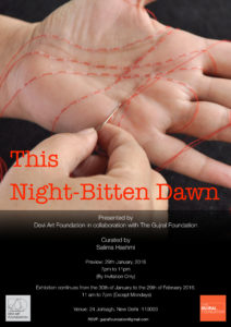 this night bitten dawn